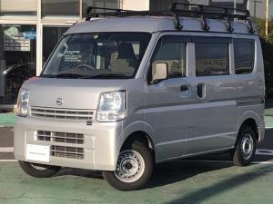日産 NV100クリッパーバン 660 DX エマージェンシーブレーキ パッケージ ハイルーフ 5AGS車