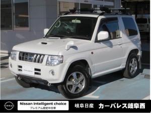 日産 キックス RX 4WD I/Cターボ CDチューナー シートヒーター 15インチアルミ
