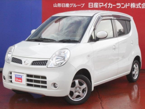 日産 モコ 660 S FOUR 4WD 純正アルミ シートヒーター