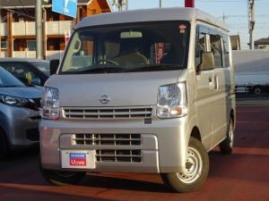 日産 NV100クリッパーバン 660 DX GLパッケージ ハイルーフ 5AGS車 車検整備2年付