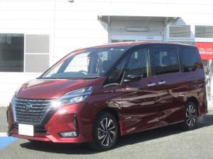 日産 セレナ 2.0 ハイウェイスター V 新車保証継承 当社社有車 10インチナビ