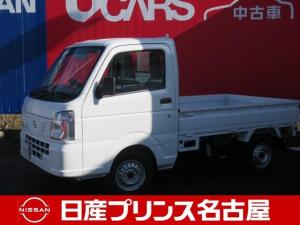 日産 NT100クリッパートラック 660 DX 4WD 4WD AT車