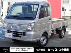 日産 NT100クリッパートラック 660 DX 4WD 5速マニュアル・純正ラジオ 荷台のサイズを最大限大きくとり、より多くの荷物を積めるように。垂直なトリイやフラットな荷台を採用しているため、積荷が効率よくスッキリと収まります。