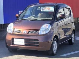 日産 モコ 660 E 純正CD&MD付き