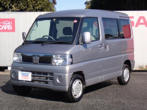 日産 クリッパーリオ E ワンオーナー・リモコンキー・CDチューナー・Wエアバック・ABS
