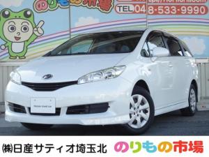 トヨタ ウィッシュ 1.8X ETC・キーレス