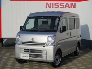 日産 NV100クリッパーバン 660 DX ハイルーフ 5AGS車 元社用車