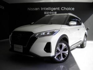 日産 キックス 1.2 X ツートーン インテリアエディション (e-POWER) 当社社用車