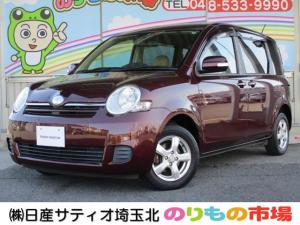 トヨタ シエンタ 1.5 G 4WD メモリーナビ・ETC