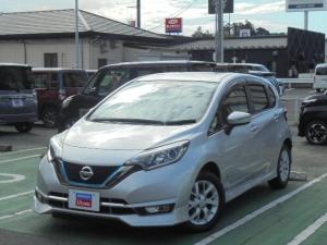 日産 ノート 1.2 e-POWER メダリスト 衝突軽減ブレーキ ETC 純正ナビ
