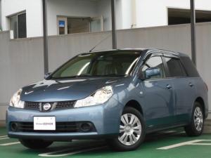 日産 ウイングロード 1.5 15M オーセンティック 車検整備2年渡・ナビ・ETC