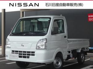 日産 NT100クリッパートラック DX 660 DX 届出済未使用車