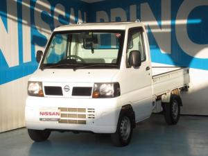 日産 クリッパートラック 660 DX 4WD ラジオ