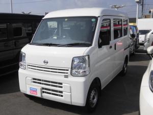 日産 NV100クリッパーバン DX 当社社有車