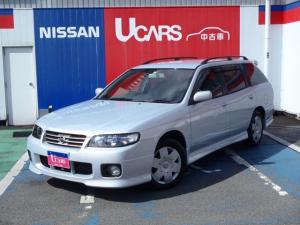 日産 アベニール 2.0 サリューSi CDチューナー ワンオーナー車