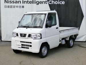 日産 NT100クリッパートラック 660 DX 4WD HI/LOモード4WD・ラジオ