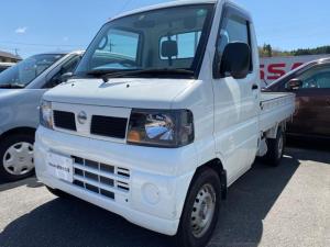 日産 クリッパートラック 660 DXエアコン付 4WD 4WD