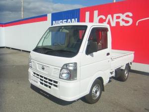 日産 NT100クリッパートラック 660 DX 4WD 5速マニュアル・AC・PS
