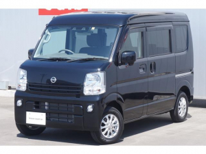 日産 NV100クリッパーバン GXターボ 純正メモリーナビ、フルセグTV、CD・SD再生、Bluetooth接続、ETC、バックカメラ、衝突軽減ブレーキ、ナビ連動ドライブレコーダー、4WD、リヤ足元ヒーター、スペアタイヤ