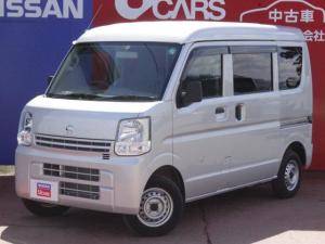 日産 NV100クリッパーバン 660 DX ハイルーフ 5AGS車 4WD ラジオ