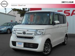 ホンダ N-BOX 660 G EX ホンダセンシング 4WD