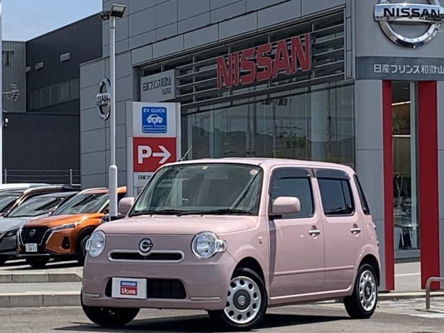 平成25年式!かわいいピンクのミラココア♪