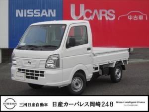 日産 NT100クリッパートラック 660 DX セーフティ パッケージ エマ-ジェンシ-ブレ-キ