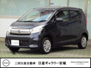 日産 デイズ 660 X 純正ナビTV・エマブレ・インテリキー