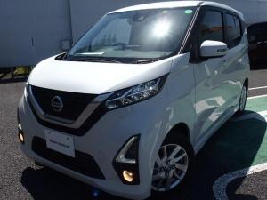 日産 デイズ ハイウェイスターX 当社社用車 LED ステアリングスイッチ