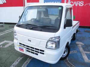 日産 NT100クリッパートラック 660 DX 4WD Wエアバック ABS