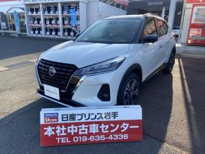 日産 キックス 1.2 X ツートーン インテリアエディション (e-POWER) /試乗車