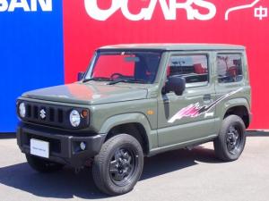 スズキ ジムニー 660 XG 4WD キーレス フォグランプ マニュアル車