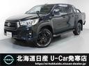 トヨタ/ハイラックス 2.4 Z ブラック ラリー エディション ディーゼルターボ 4WD