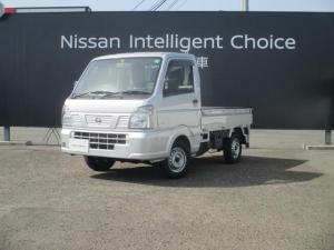 日産 NT100クリッパートラック 660 DX 4WD CD