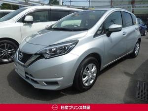 日産 ノート 1.2 X 当社社用車