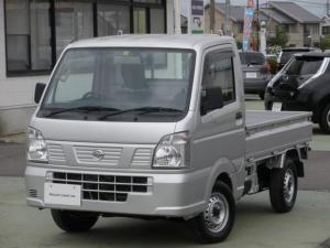 日産 NT100クリッパートラック DX 4WD・5MT・マニュアルエアコン マニュアルウインド