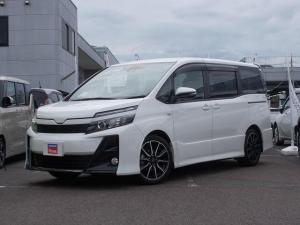 トヨタ ヴォクシー ZS G's 2.0 ZS G's ナビ・後席モニター・ETC付