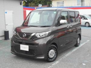 日産 ルークス 660 AUTECH X 当社試乗車