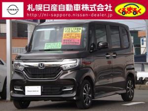 ホンダ N-BOXカスタム カスタム 660 G L ホンダセンシング 4WD ・