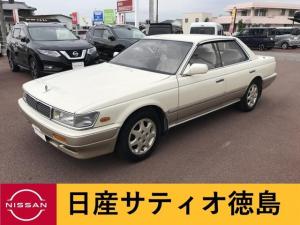日産 ローレル メダリスト ツインカム24V 走行9.8万キロ