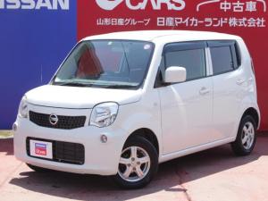 日産 モコ 660 S FOUR 4WD 社外ナビ