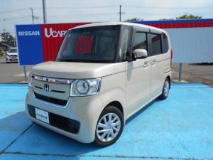 ホンダ N-BOX 660 G ホンダセンシング
