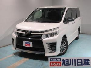 トヨタ ヴォクシー 2.0 ZS 煌 4WD メモリーナビ