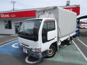 日産 アトラストラック 2.0 ロング スーパーロー DX 幌ウイング車 オートマ車 1.5t