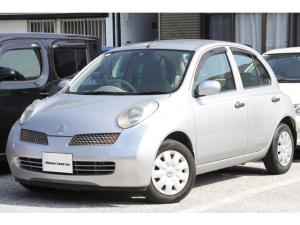 日産 マーチ 1.2 12c マニュアル車