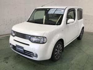 日産 キューブ 1.5 アクシス 4WD ナビ バックモニター ETC キセノン