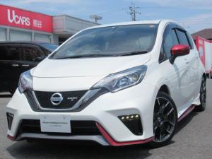日産 ノート ニスモ S 1.6 NISMO S レカロシ-ト付車