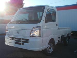 日産 NT100クリッパートラック 660 DX 運転席&助手席エアバック・ABS