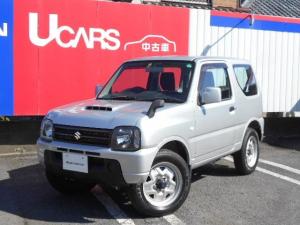 スズキ ジムニー XG 4WD/ターボ車/5MT/キーレスシステム/