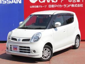 日産 モコ 660 E FOUR ショコラティエ 4WD ケンウッドナビ バックビューモニター